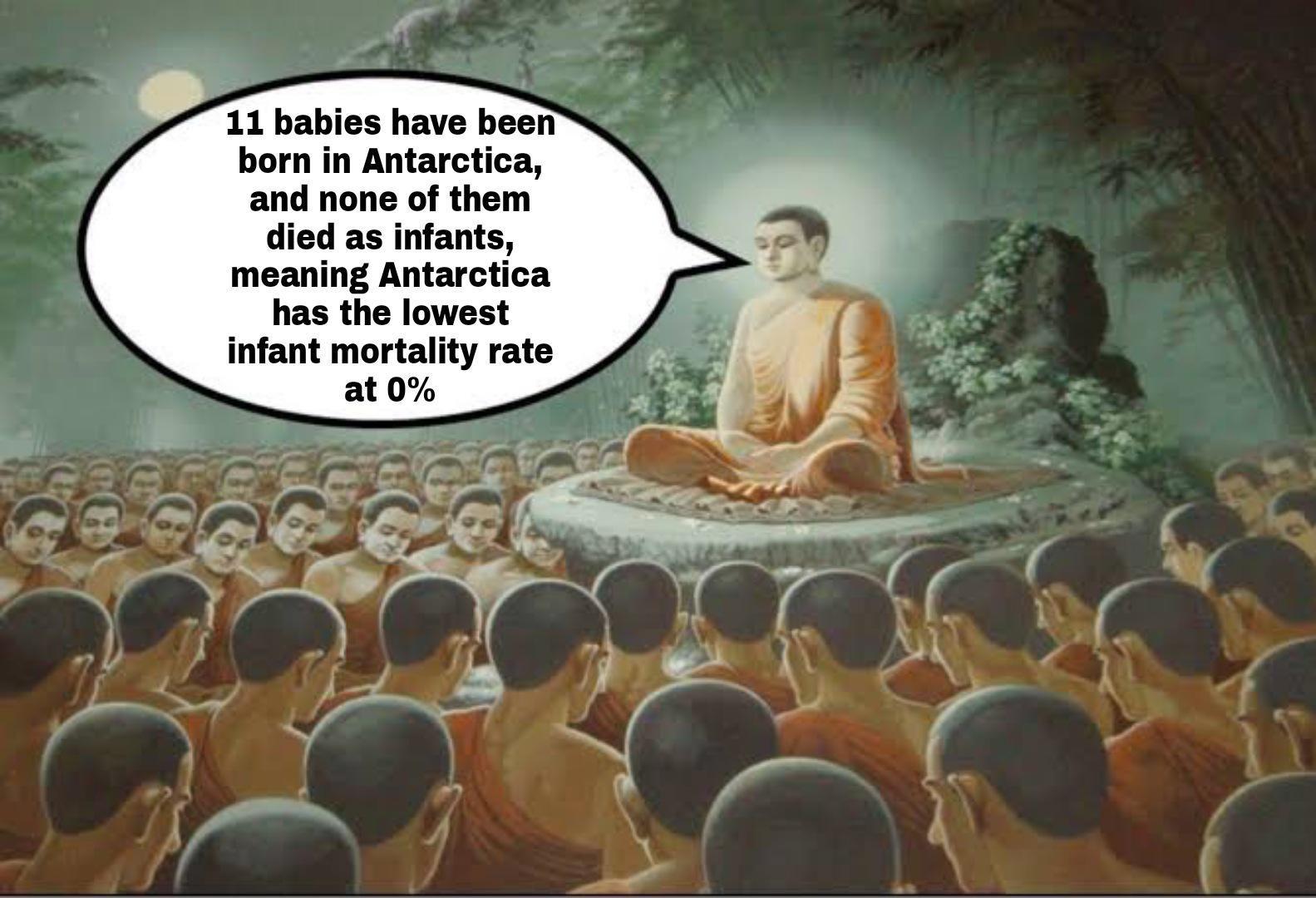 I go to Antarctica