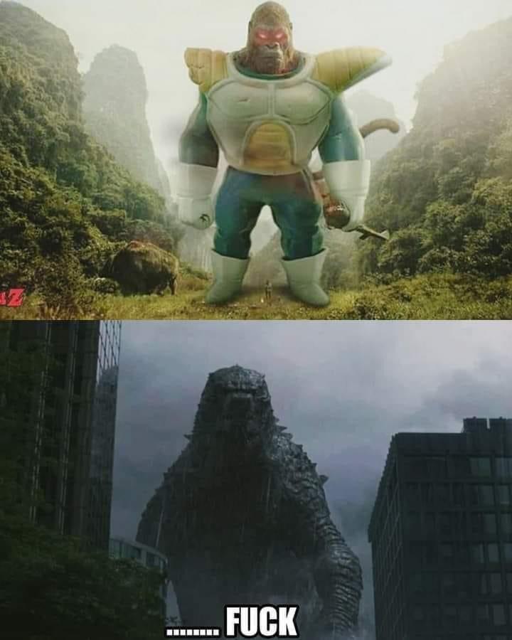 Godzilla V Kong 2