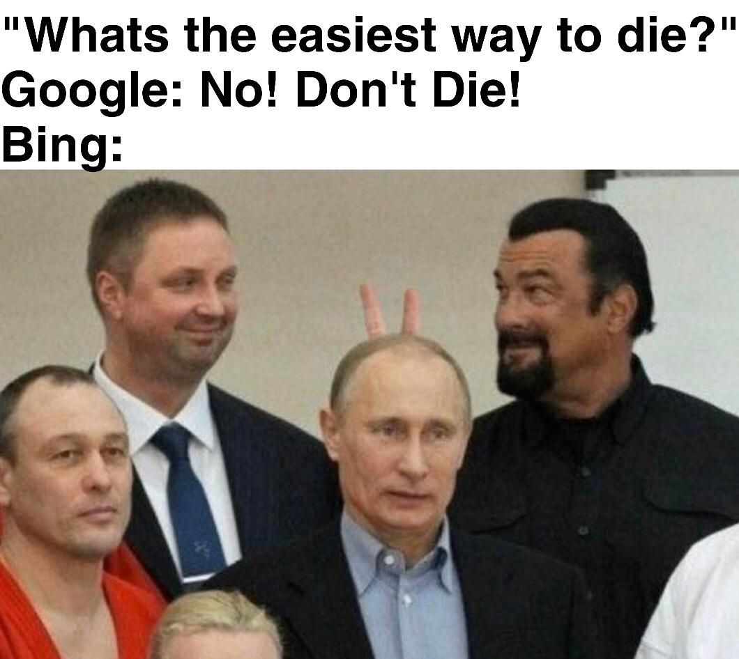 The Gulag is Dank