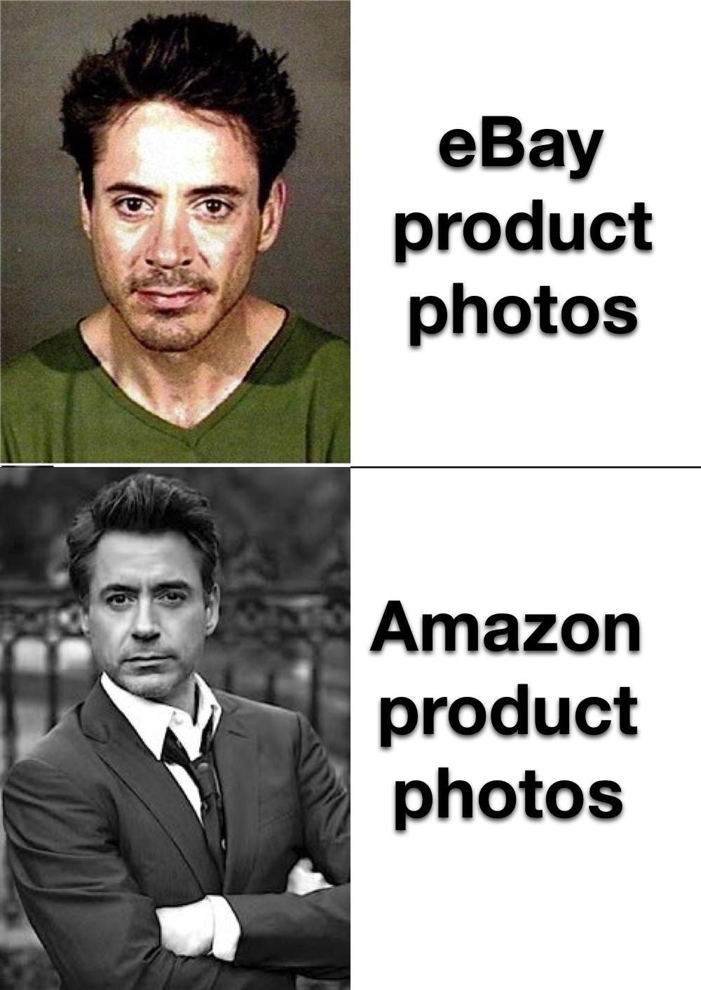 eBay is low effort e-commerce.