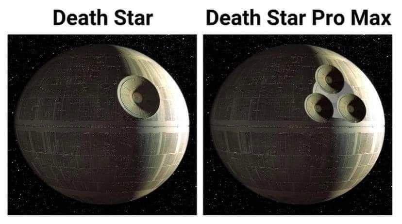 Death star pro max