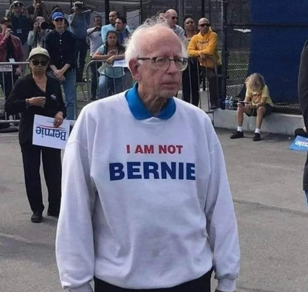 Bernie Sanders puts on a disguise to hide from the police during Civil Rights Movement, 1972