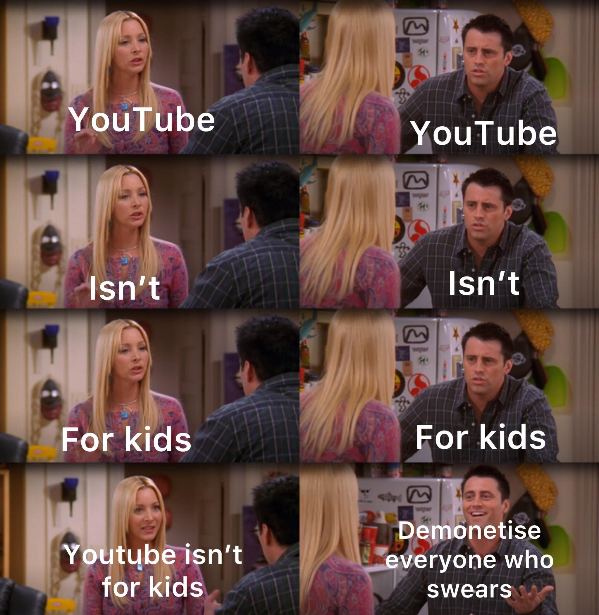 YouTube is broken