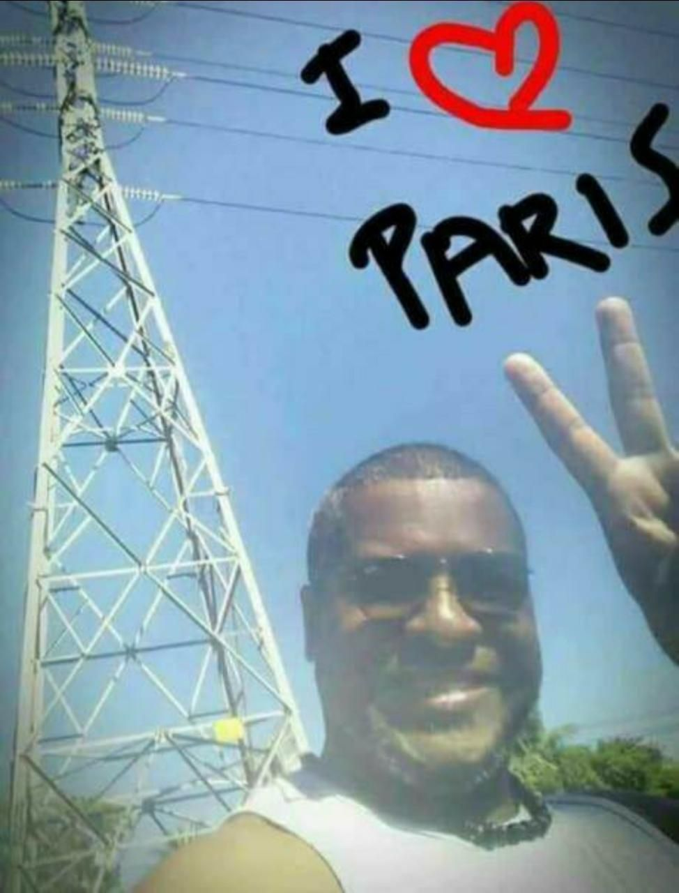 who was in Paris?