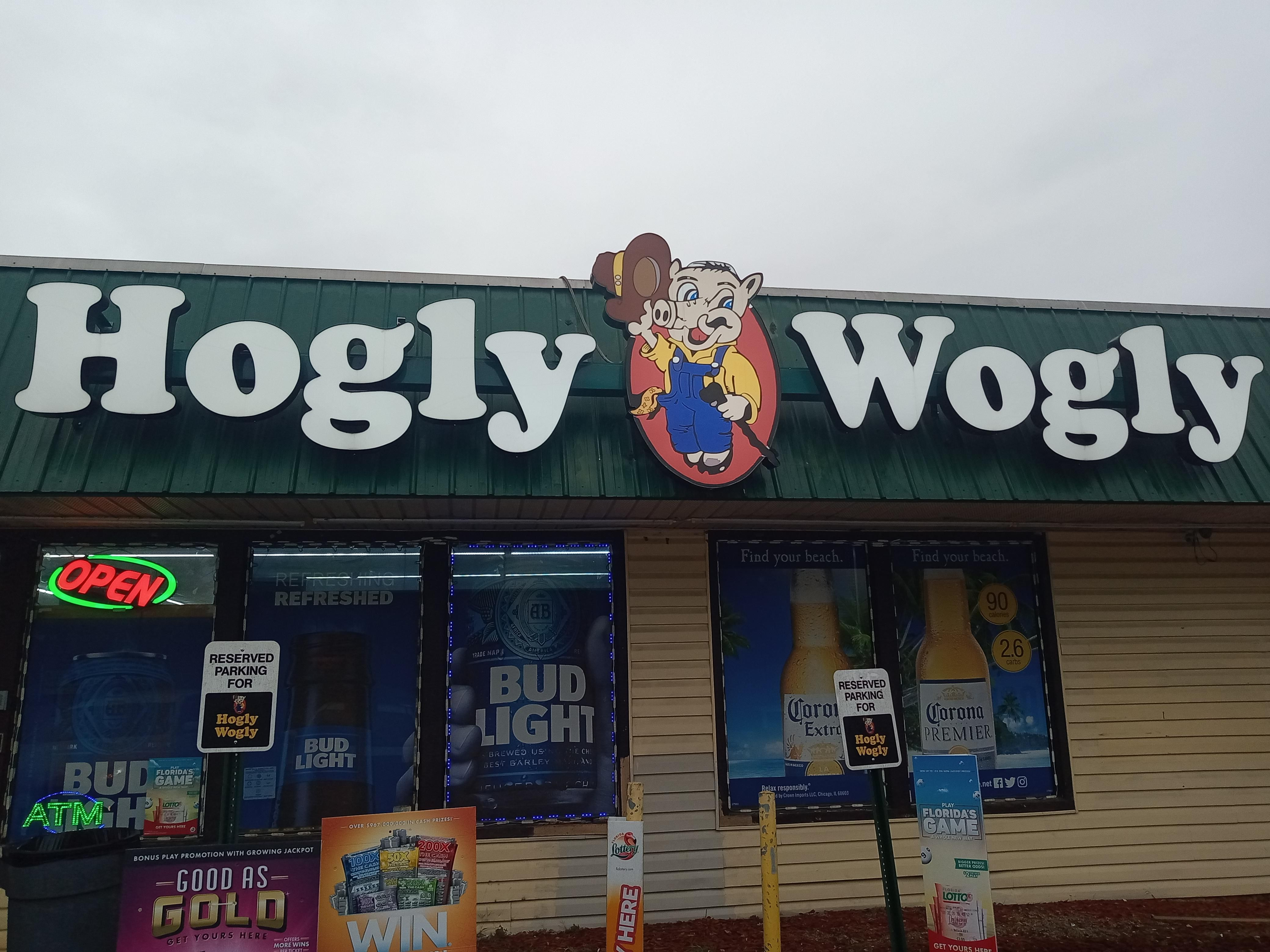 For when the Piggly Wiggly is just a little too upscale