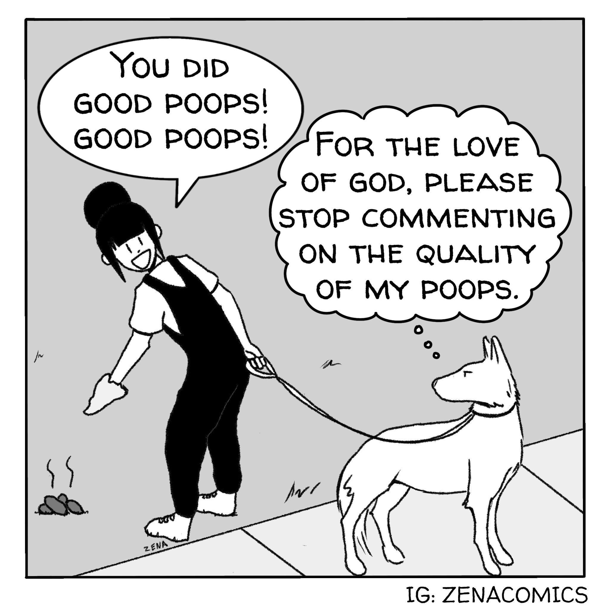 Good poops!