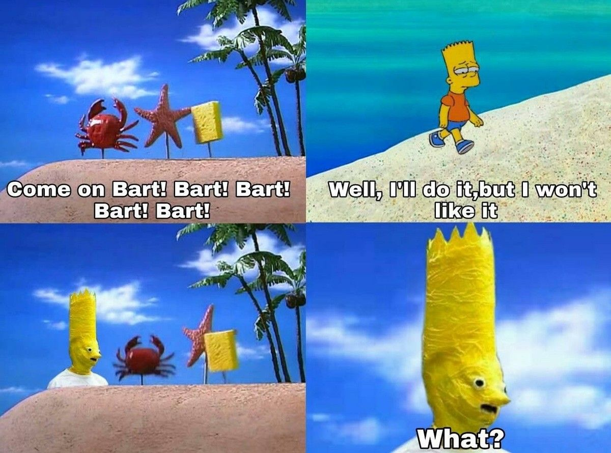 He has become the Bort