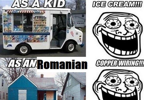 Damn Romanians!