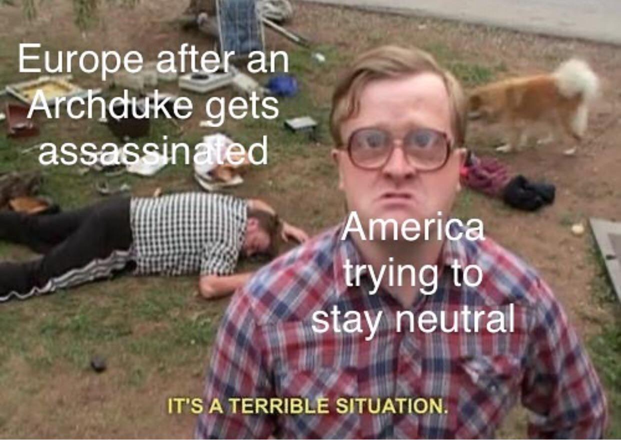 Europe and Amerika
