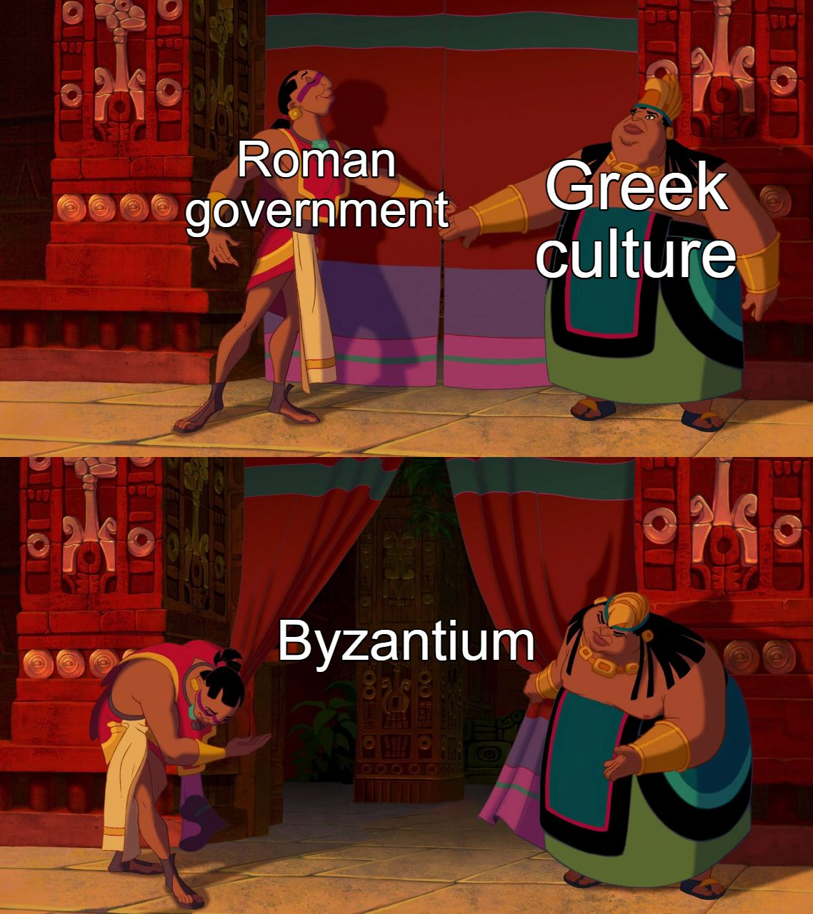 Byzantium based