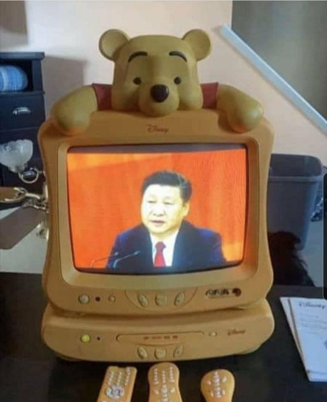 Winnie The Pooh makes it's television debut in America, 1988