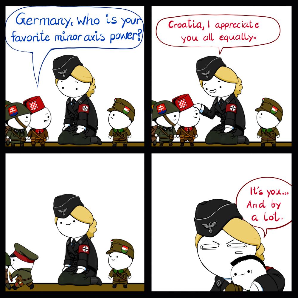 Germany's favorite