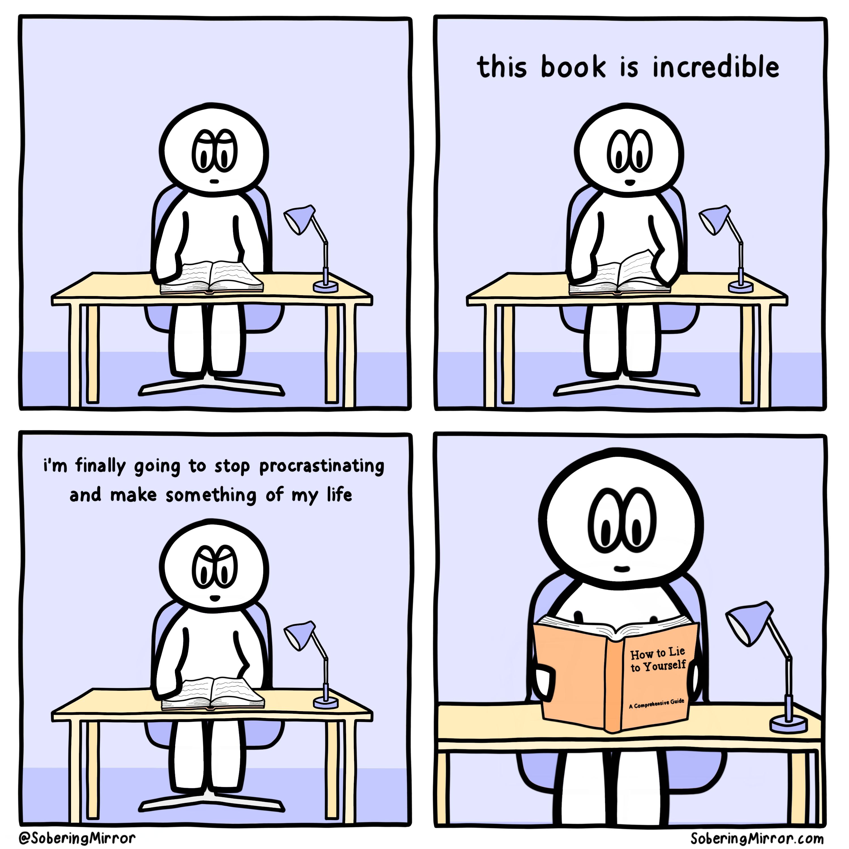 Self-help [OC]