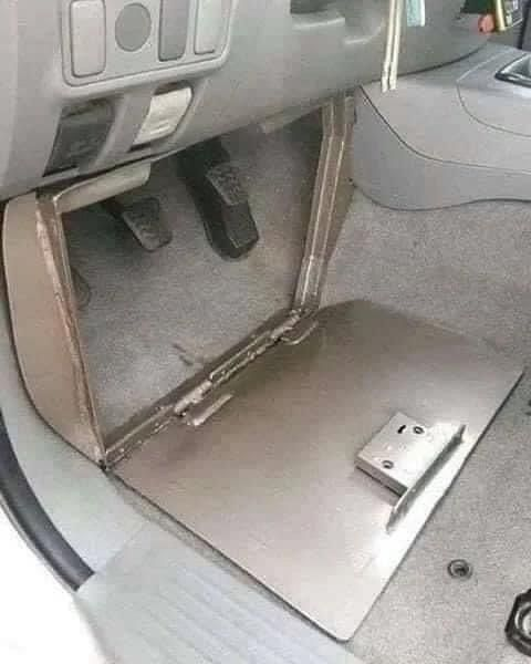 The latest breakthrough in redneck engineering