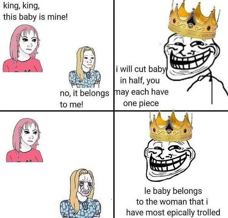 King Trollomon