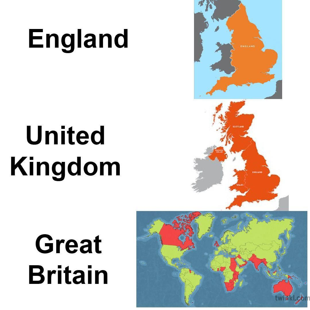 All hail The GREAT Britain, ruler of half the world