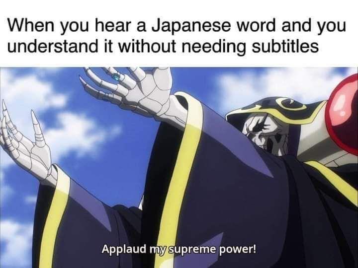 Supreme power whahah