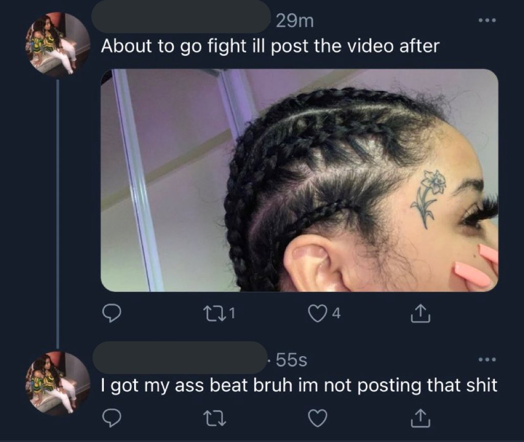 Struggle Tweets