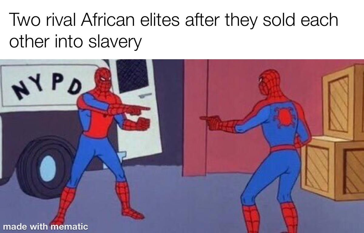 We need more nuanced African history memes