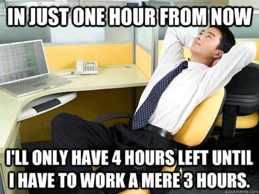 Just One Hour