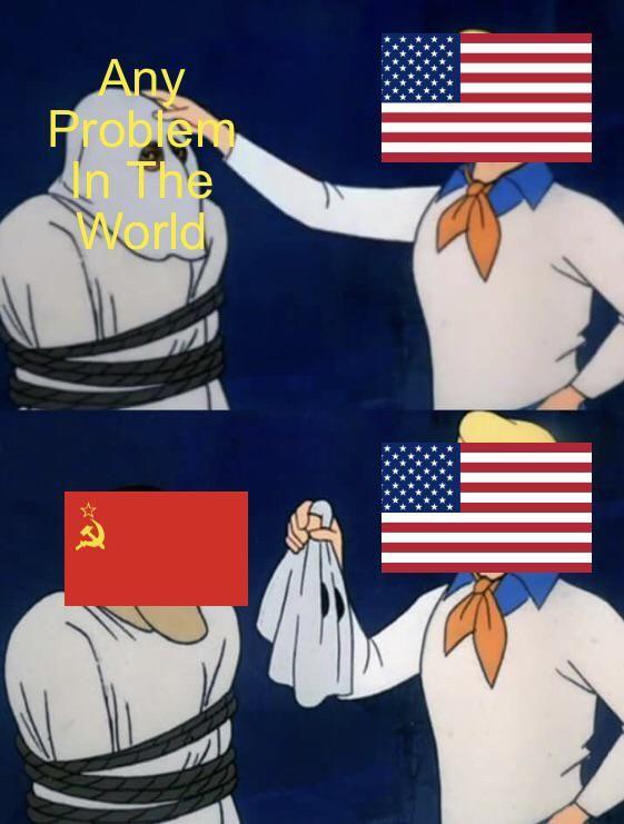 Damn Soviets