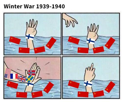 Winter War, a short summery.