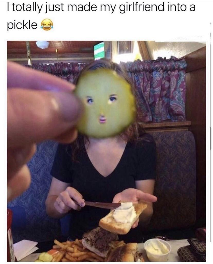 It's Pickle Chick