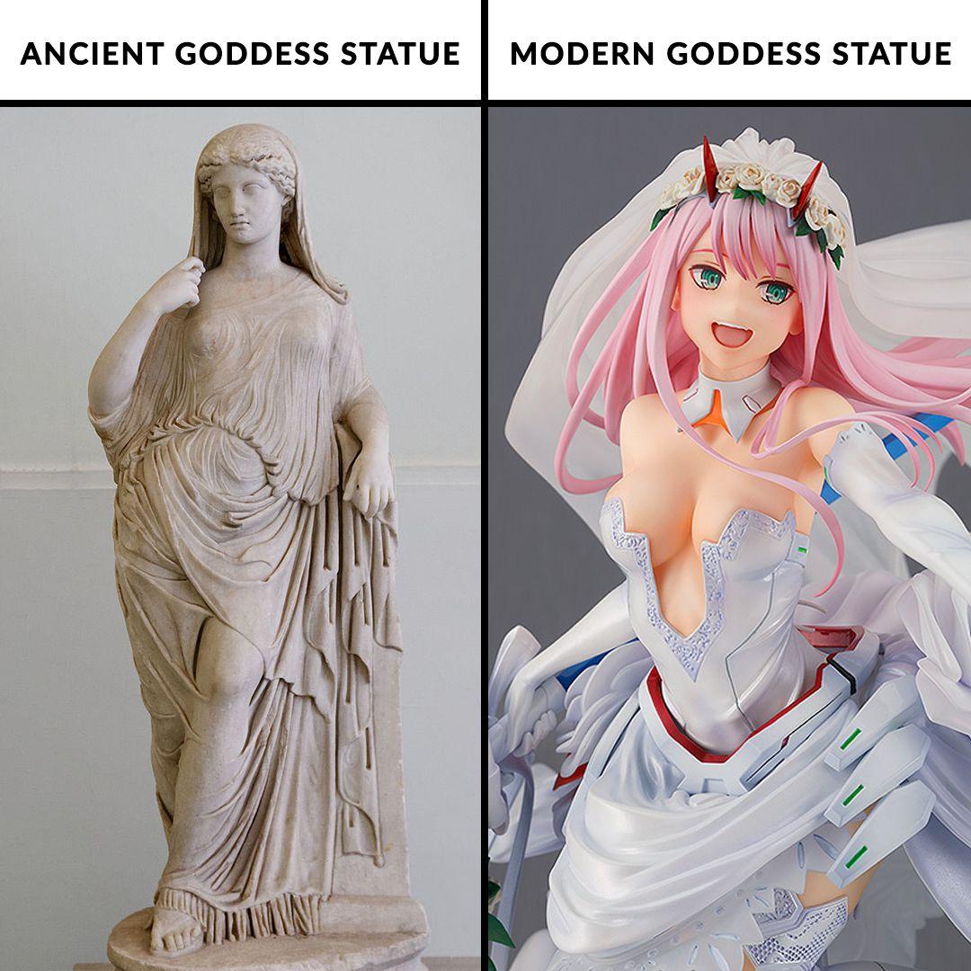 Modern is better