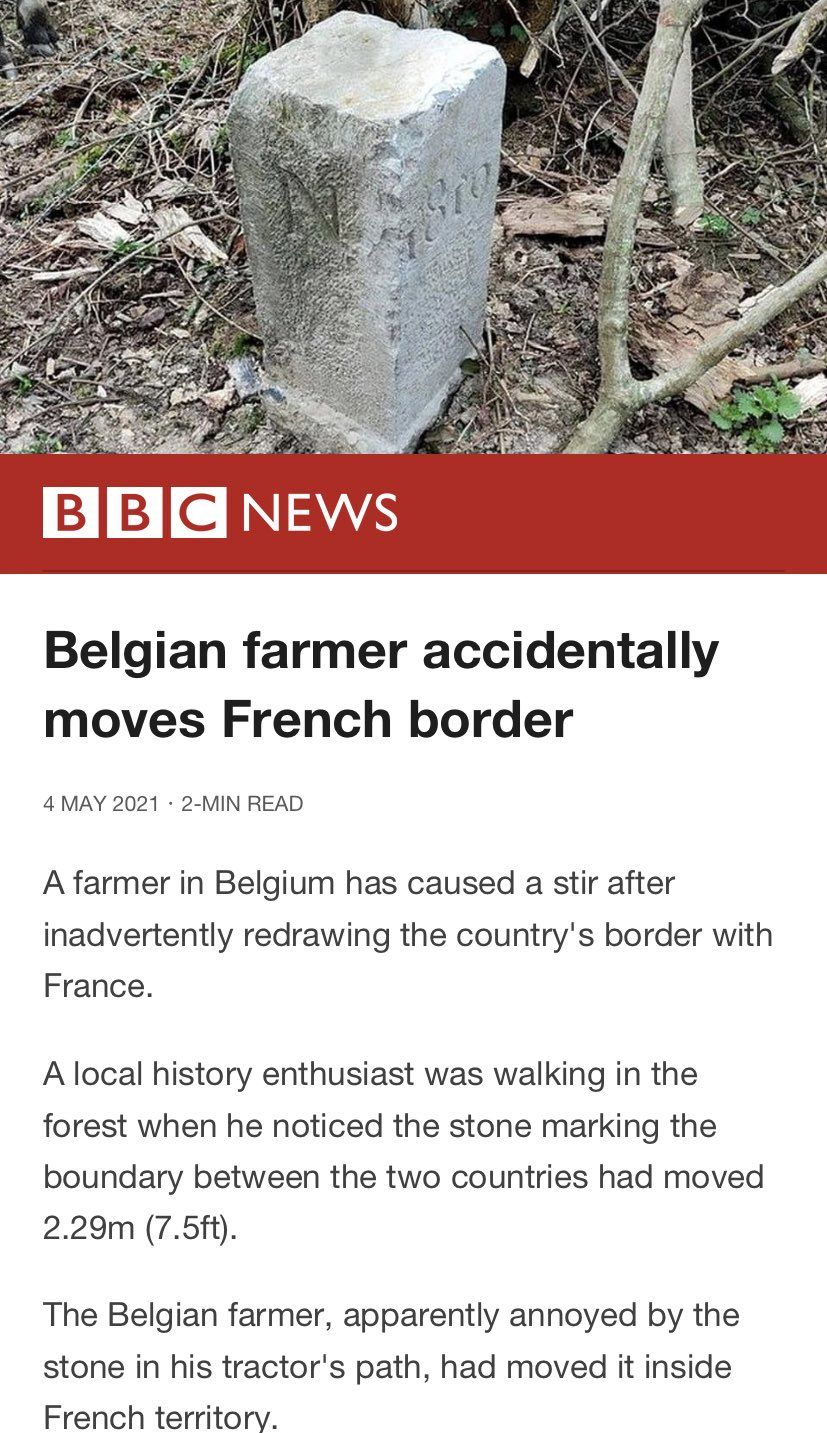 """""""And I accidentally ended up invading France!!"""""""