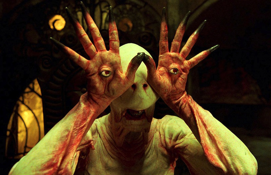 Mitch McConnell right after he crawled up from Hell.