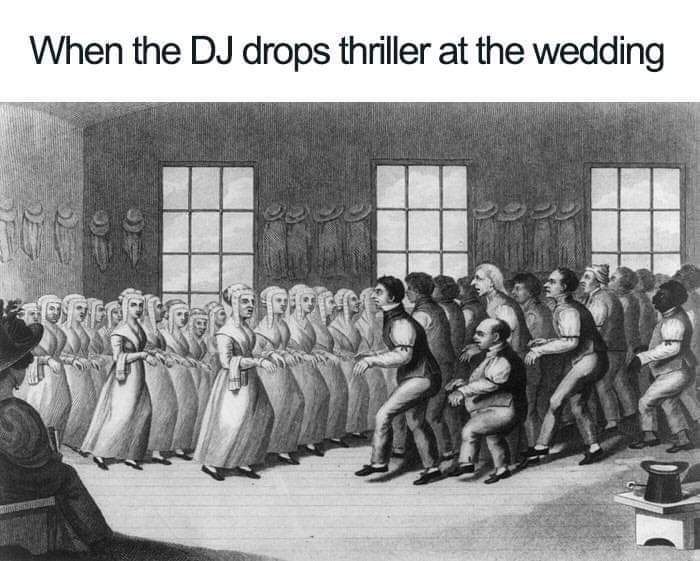 When the party is lit...