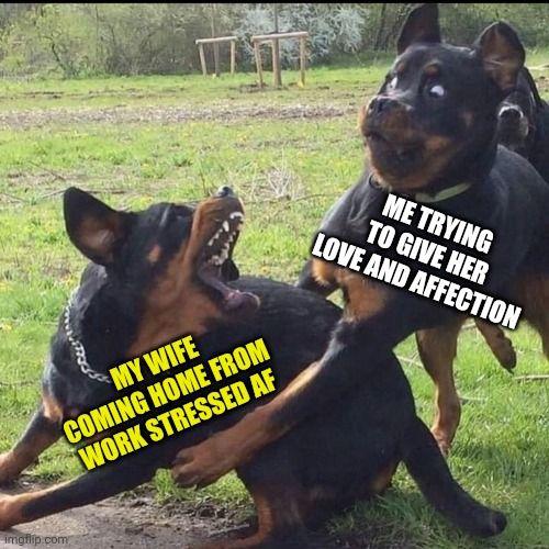 That killer work stress, ya know.