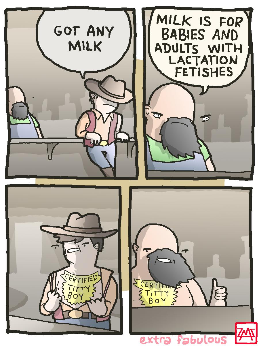 got any milk
