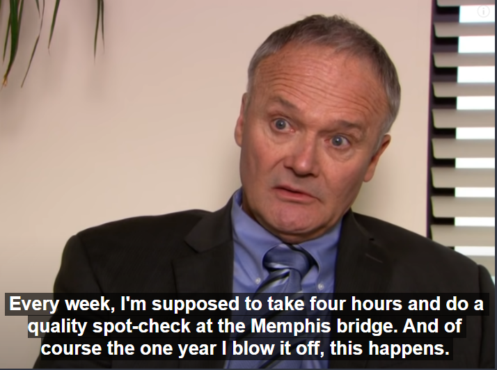 The Memphis Bridge's quality control engineer speaks out