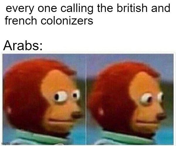 virgin colonization vs chad arabization