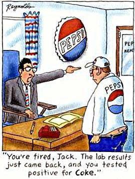 Coke is bad