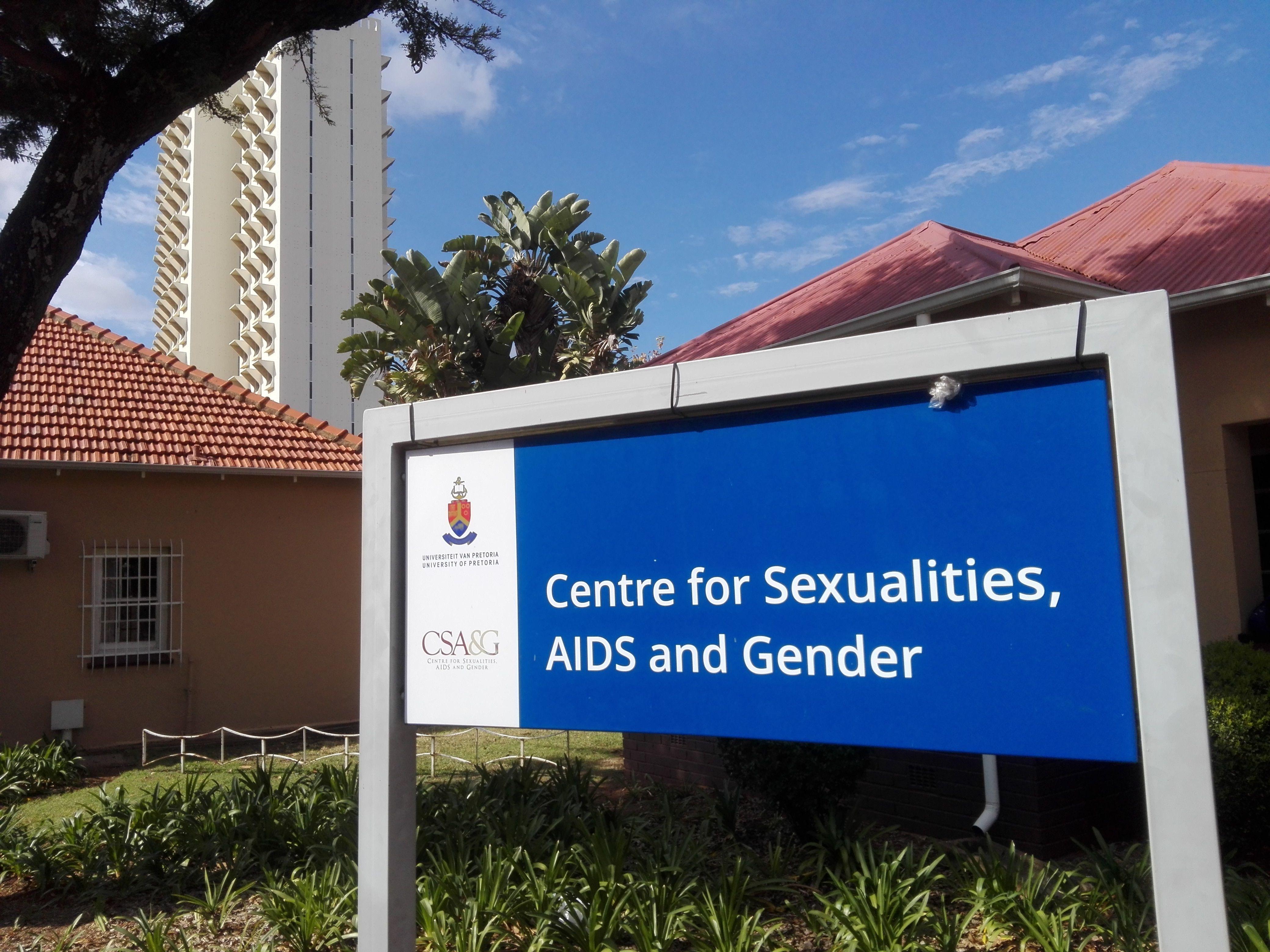 The new LGBT centre looks lit.