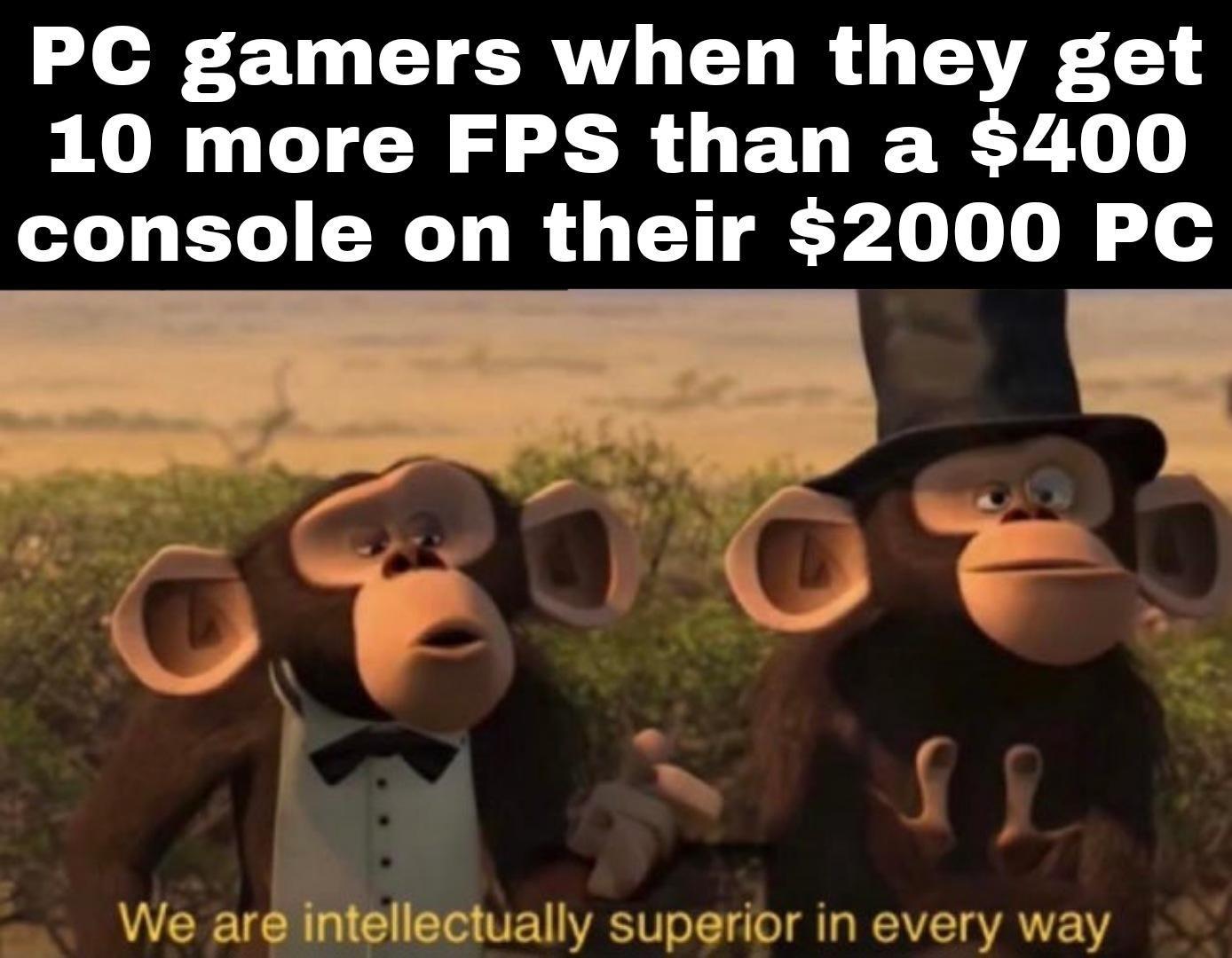 *Laughs in broke*