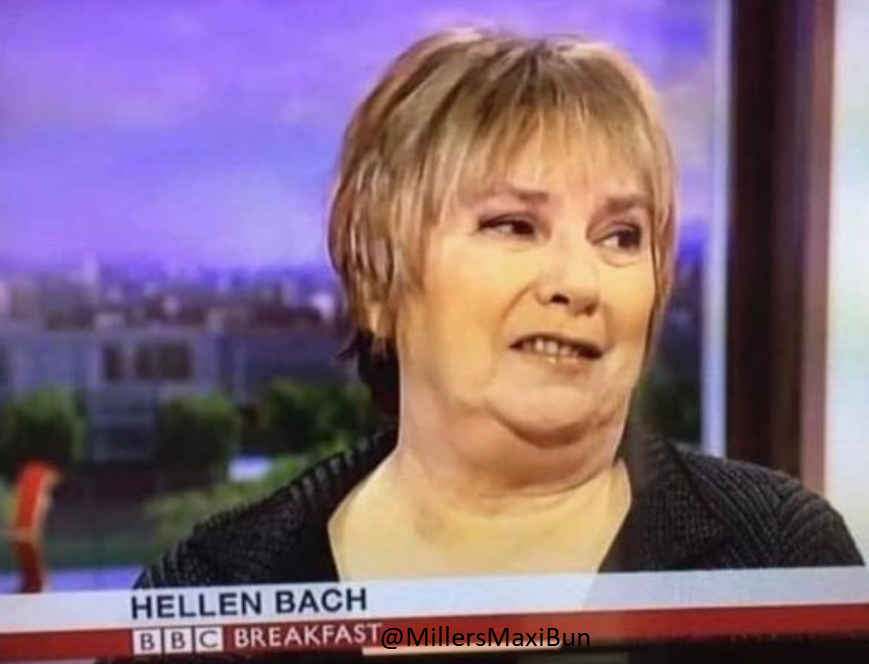 This woman has had an incredibly difficult life, she really has been to....