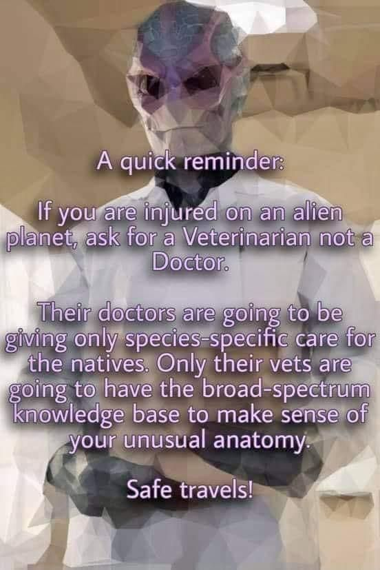 A quick reminder