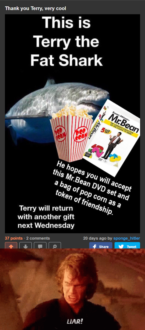 Where TF is my man Terry!?