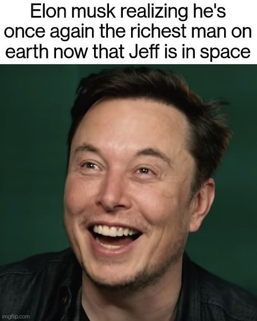 Jeffrey - Jeffrey Bezos!