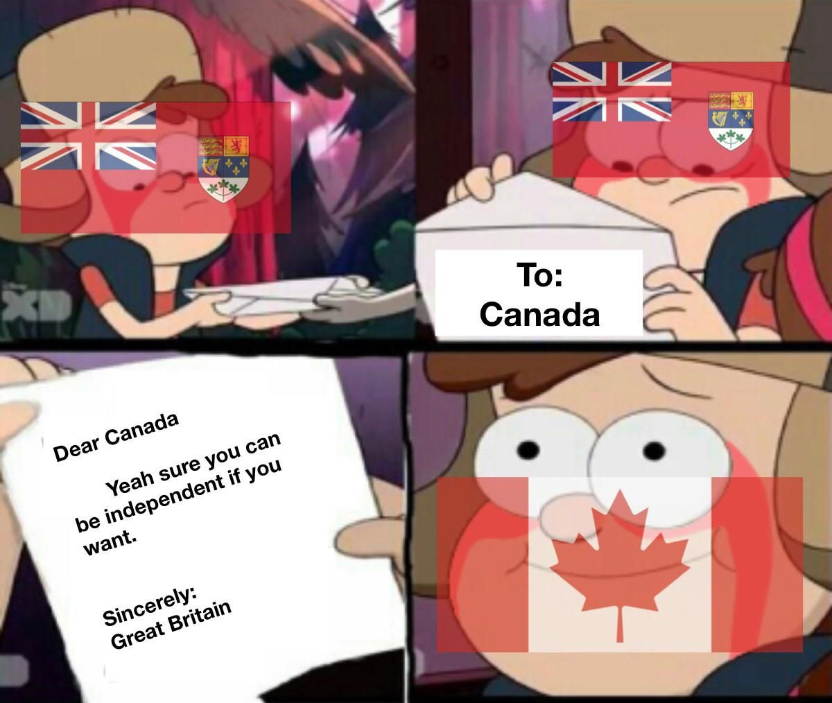 And the land of maple was born