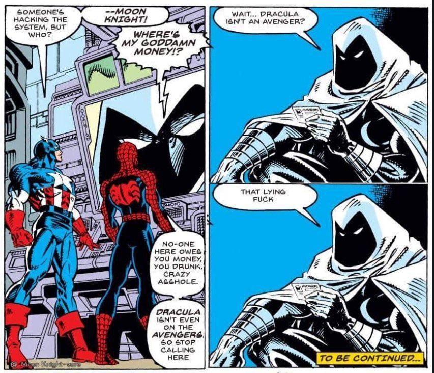 The Avengers and their…greatest villain?