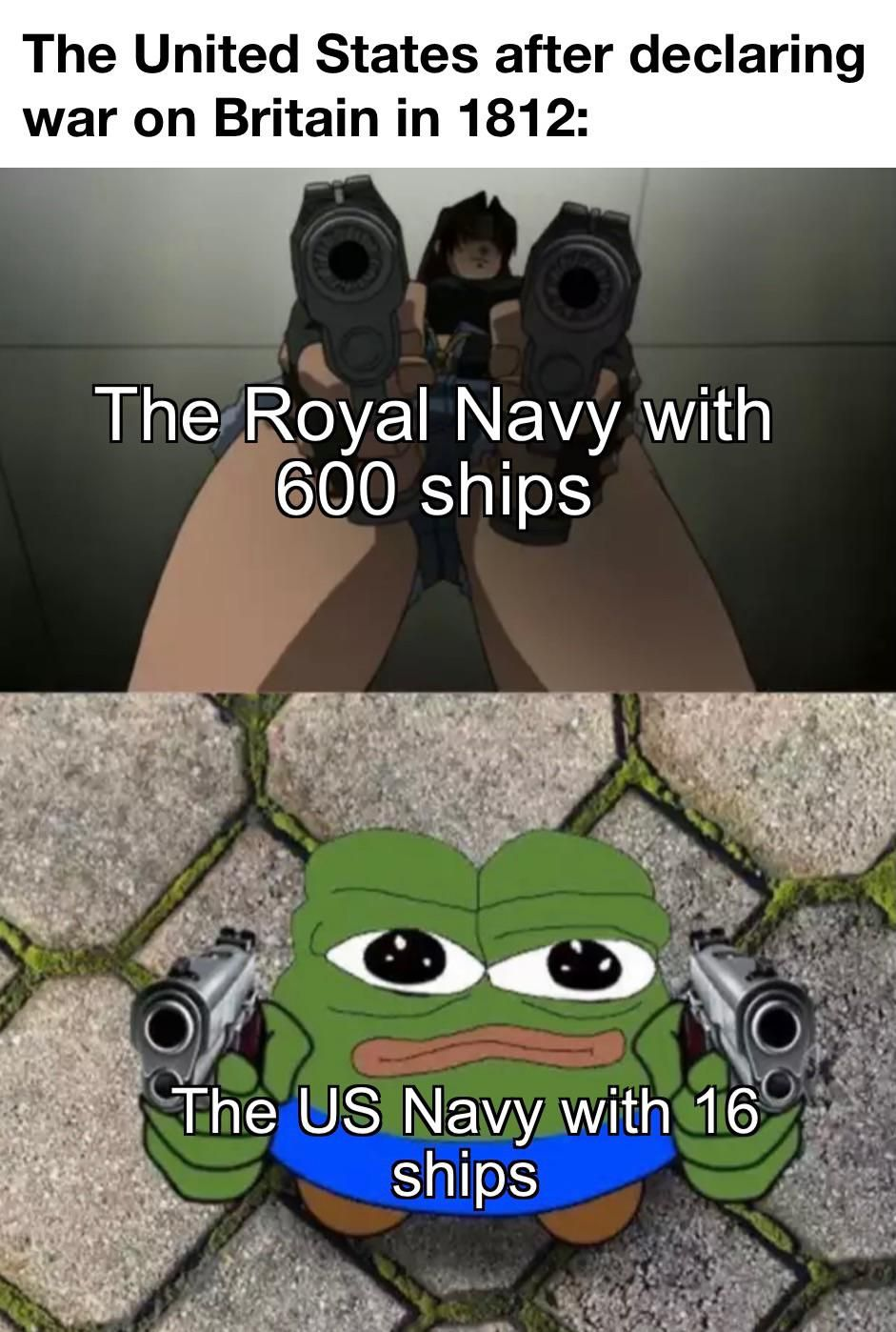 In hindsight it's amazing the US Navy performed as well as it did