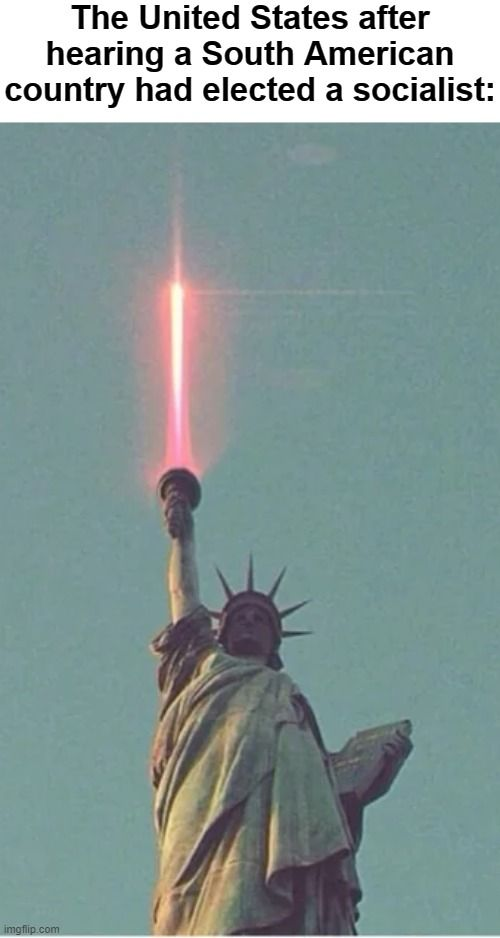 Bring forth the Laser Sword of Liberty!