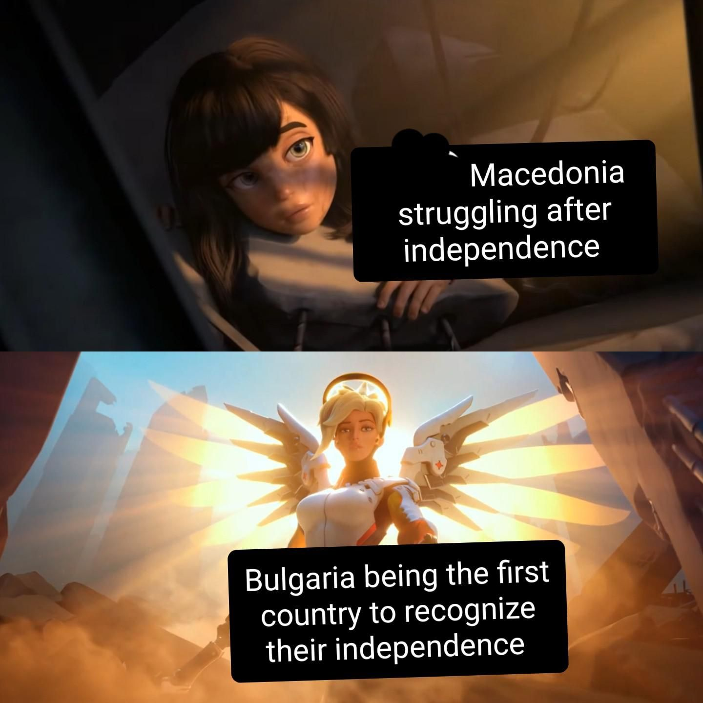 Making a meme of every country's history day 152: Macedonia