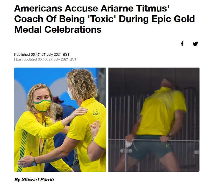 Gold for America in the Snowflake competition