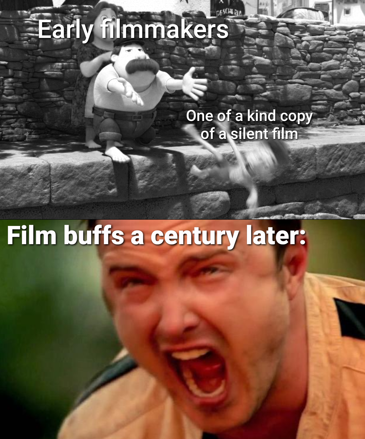 The Library of Alexandria of Film