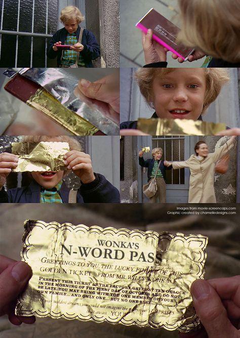 Thank you Mr. Wonka